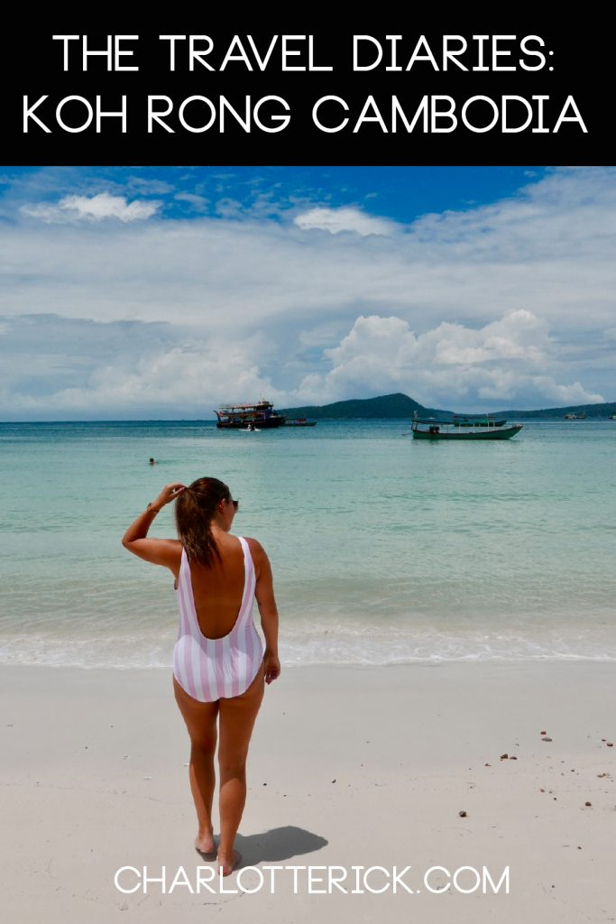 The Travel Diaries: Koh Rong, Cambodia - Charlotte Rick | A Travel & Lifestyle Blog