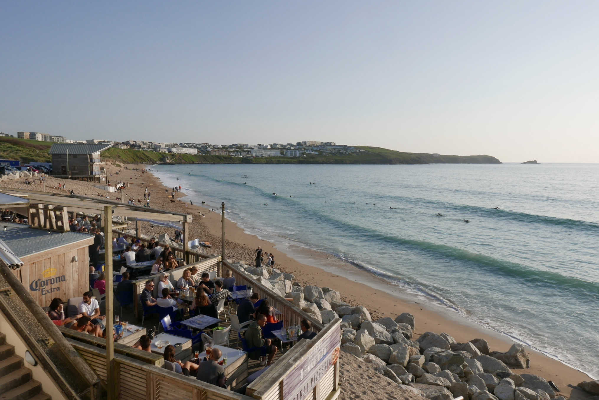The Fish House Fistral View