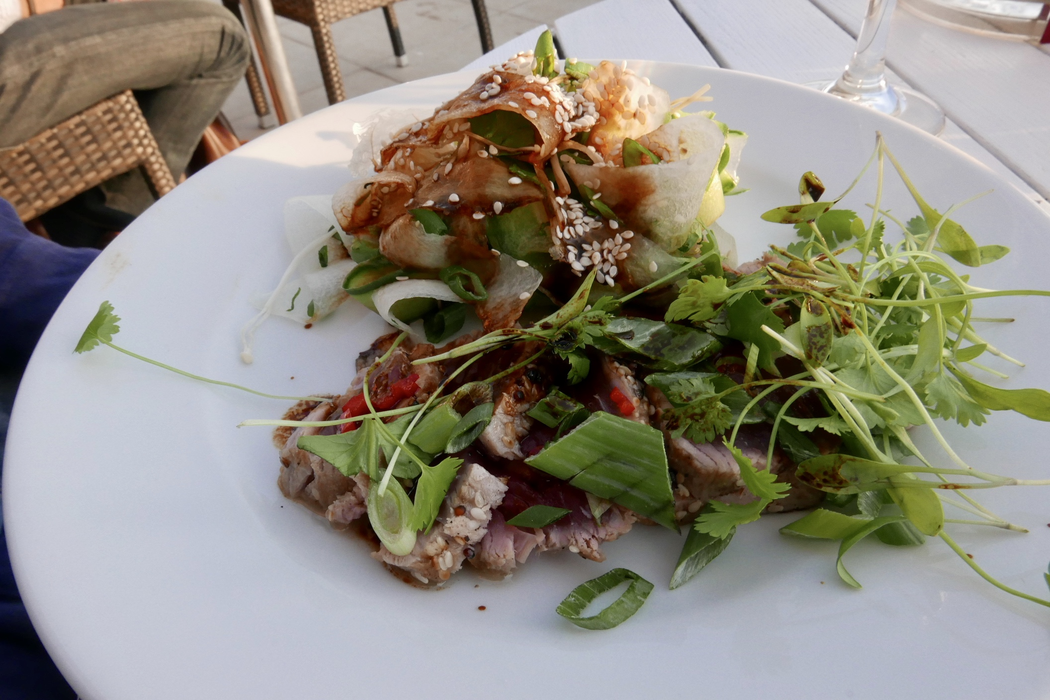 The Fish House Fistral Tuna