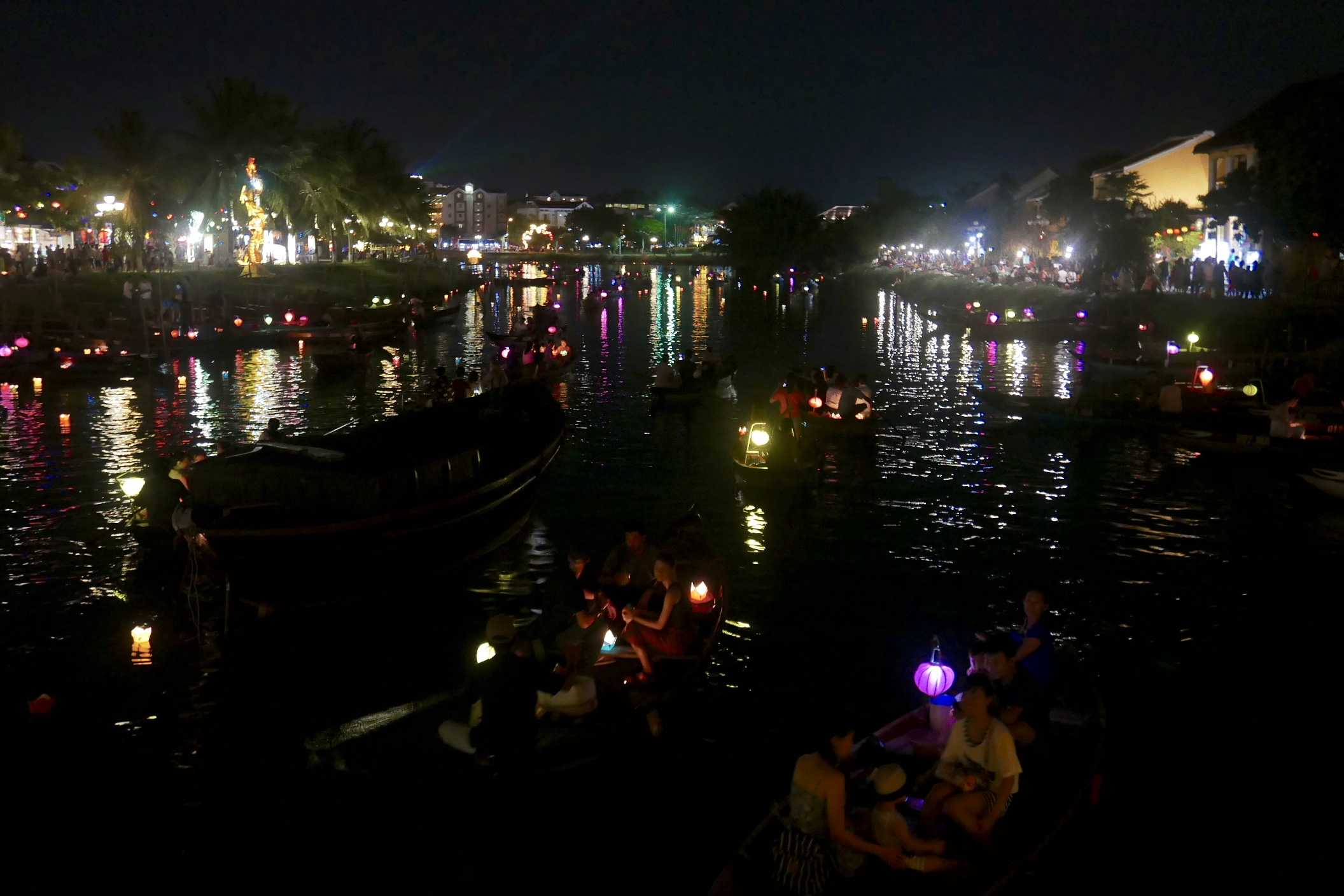 Hoi An, Vietnam Charlotte Rick Blog Lanterns On the river