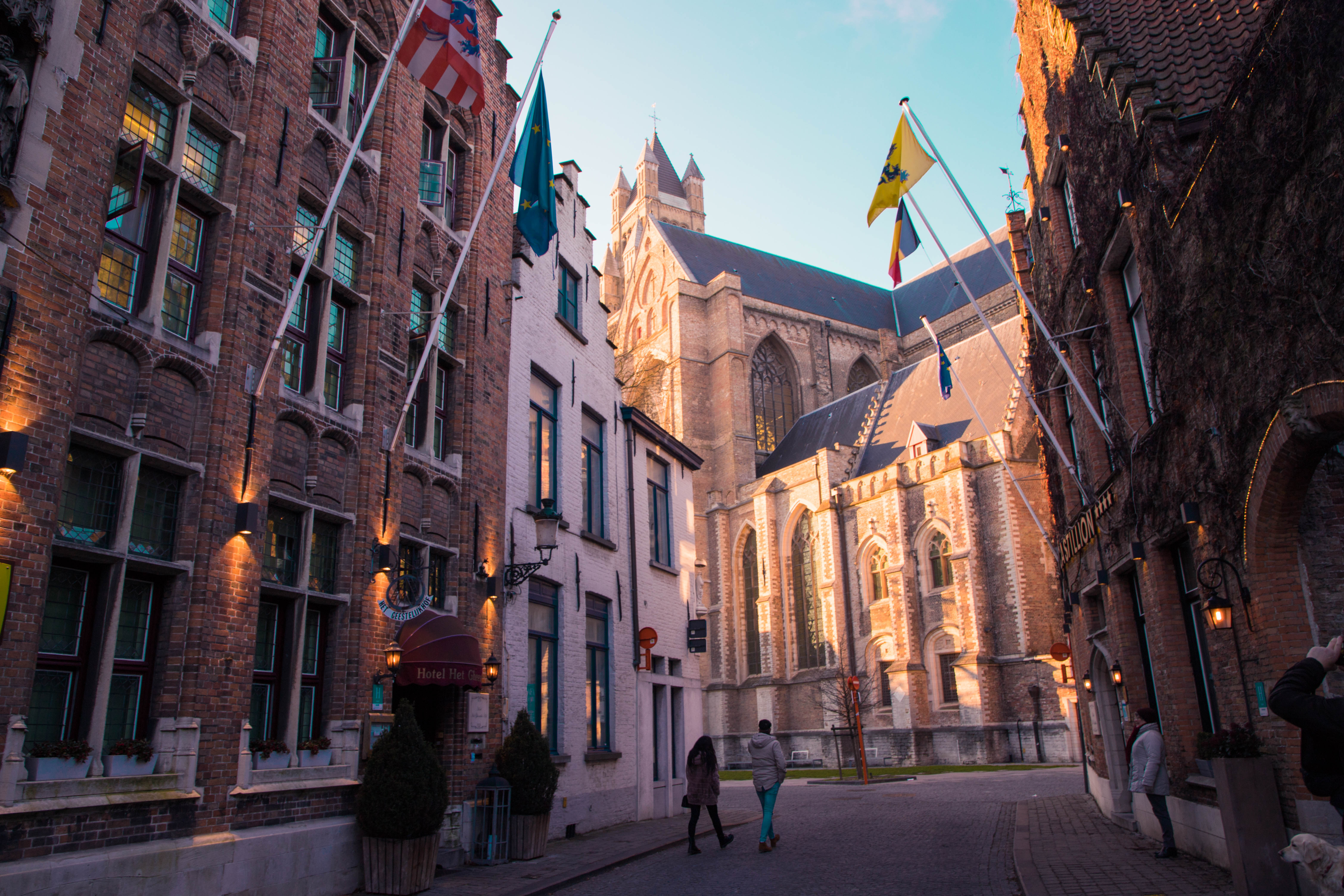 Bruges Photo Diary