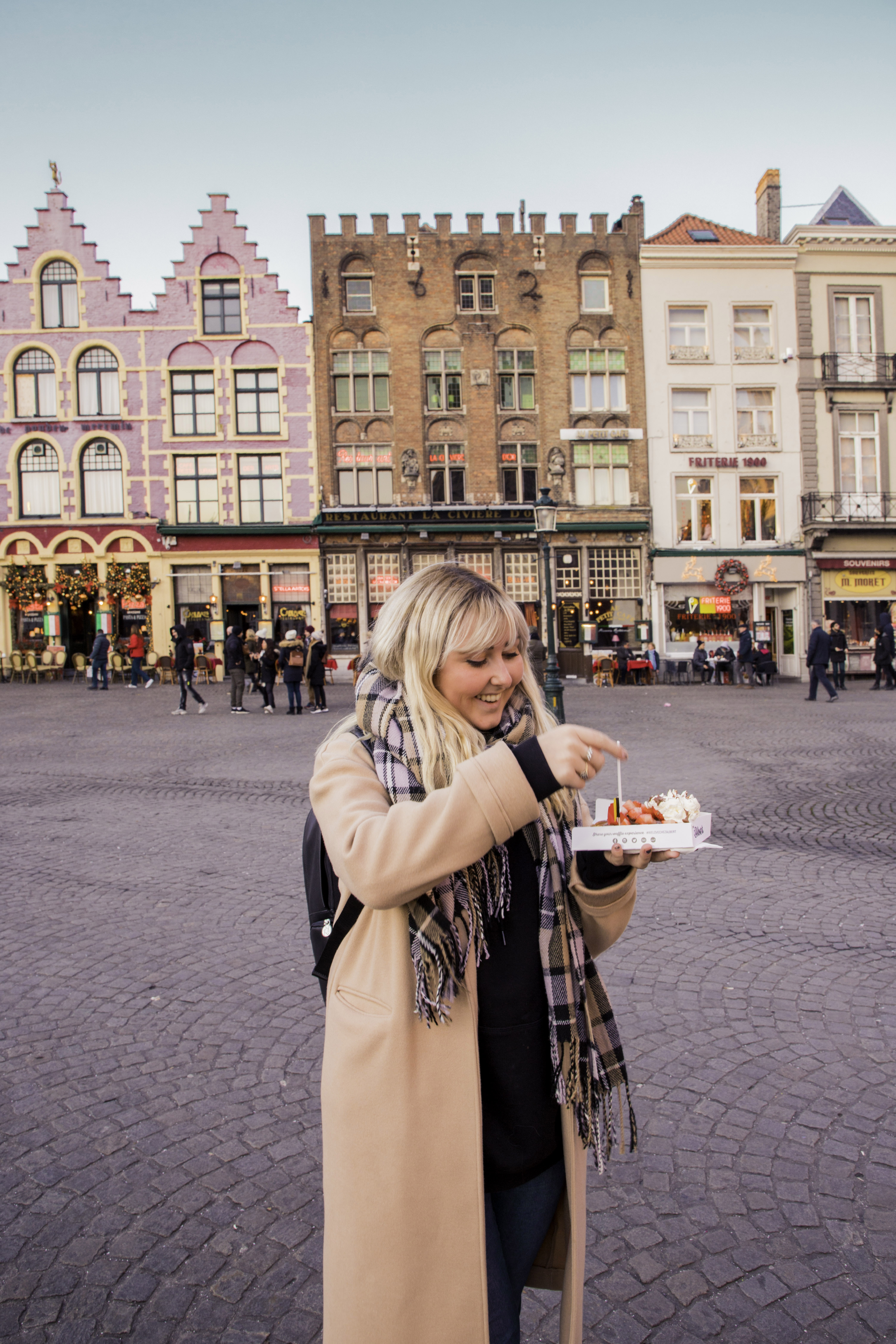 Bruges Photo Diary - Charlotte Rick
