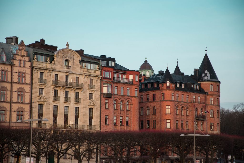 Reasons Why I Love Stockholm