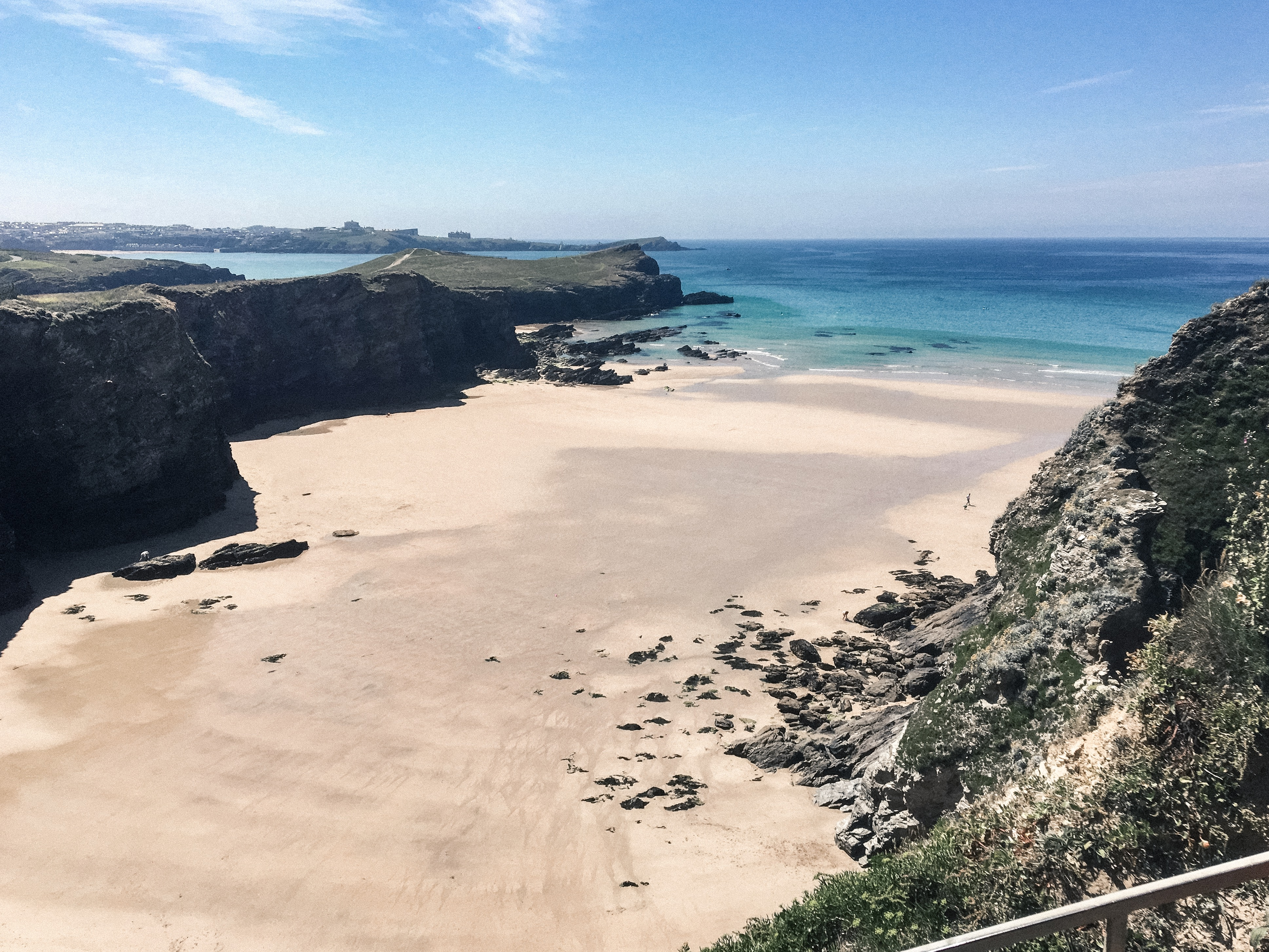 Whipsiderry Beach, Newquay